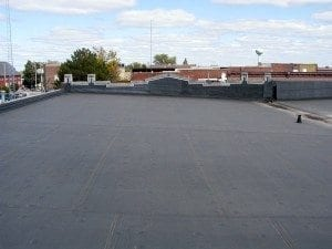 Arlington and Mansfield EPDM Roofing