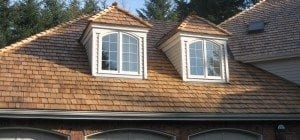 Arlington and Mansfield Wooden Shingles and Shake Roofing