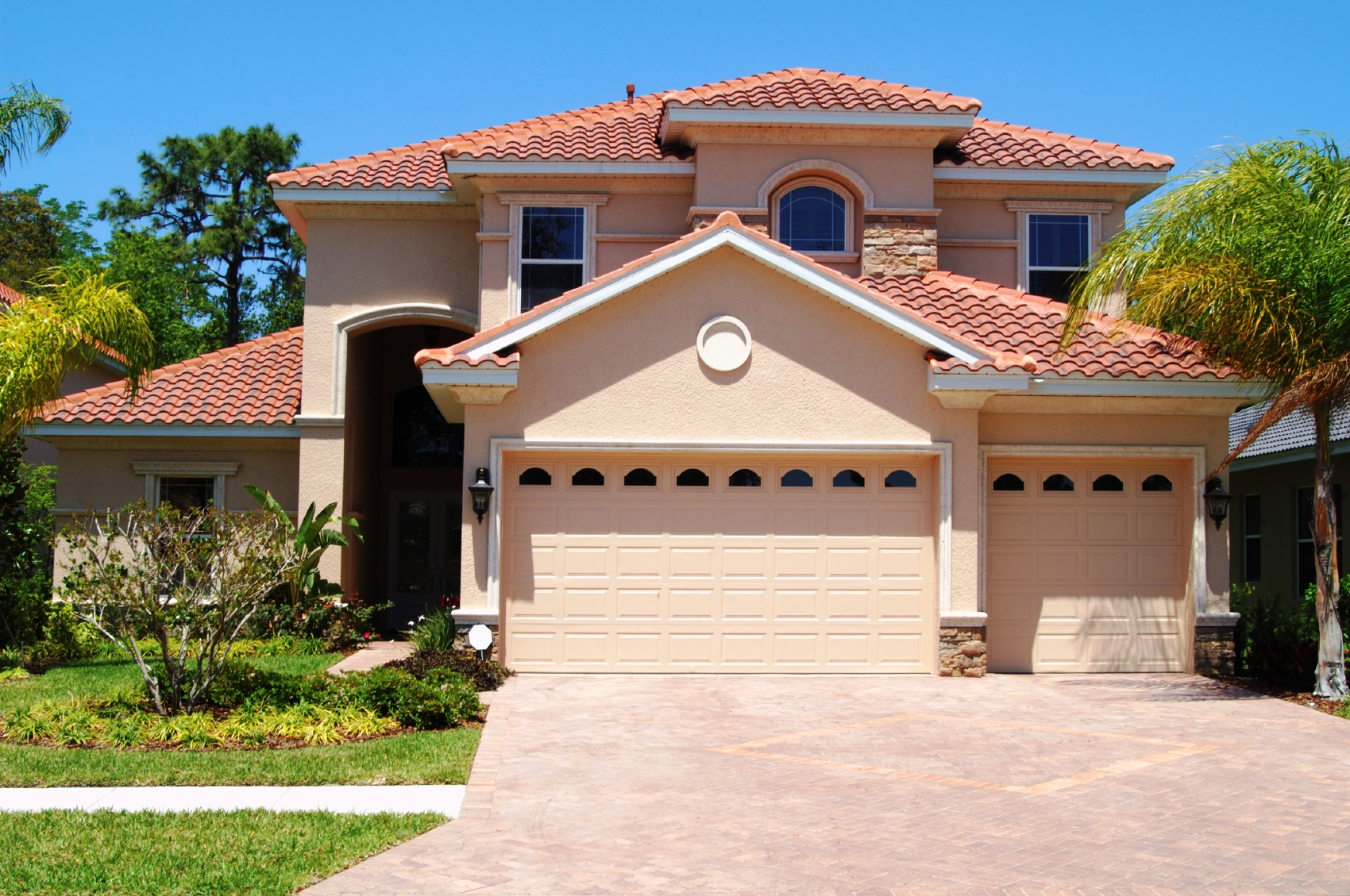 Tile roofs james kate roofing free estimates a rated for Medium houses
