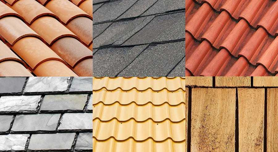 How to maximize your roof lifespan james kate roofing Different type of roofing materials