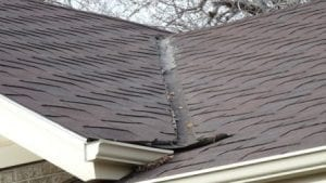 roofing problems with shingles