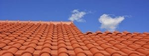 a clean roof